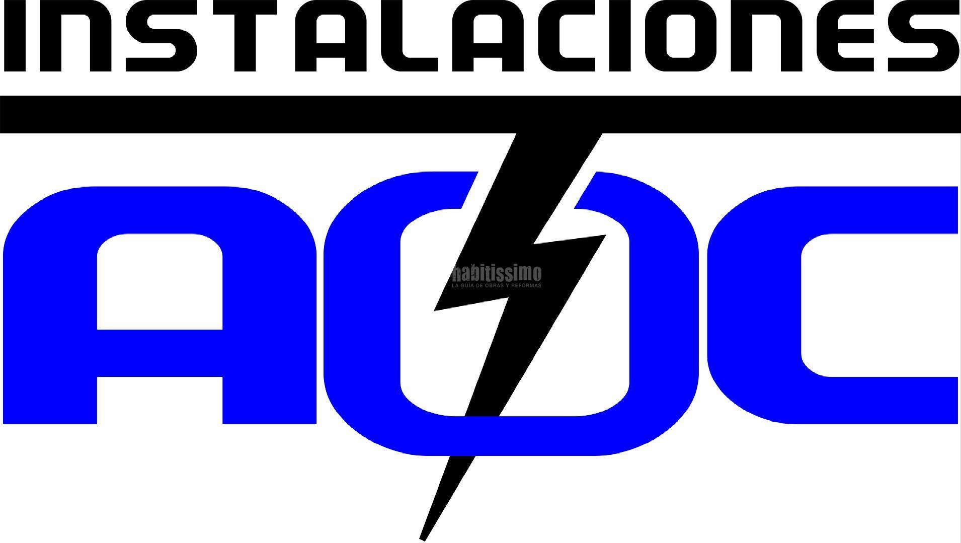Instalaciones AOC