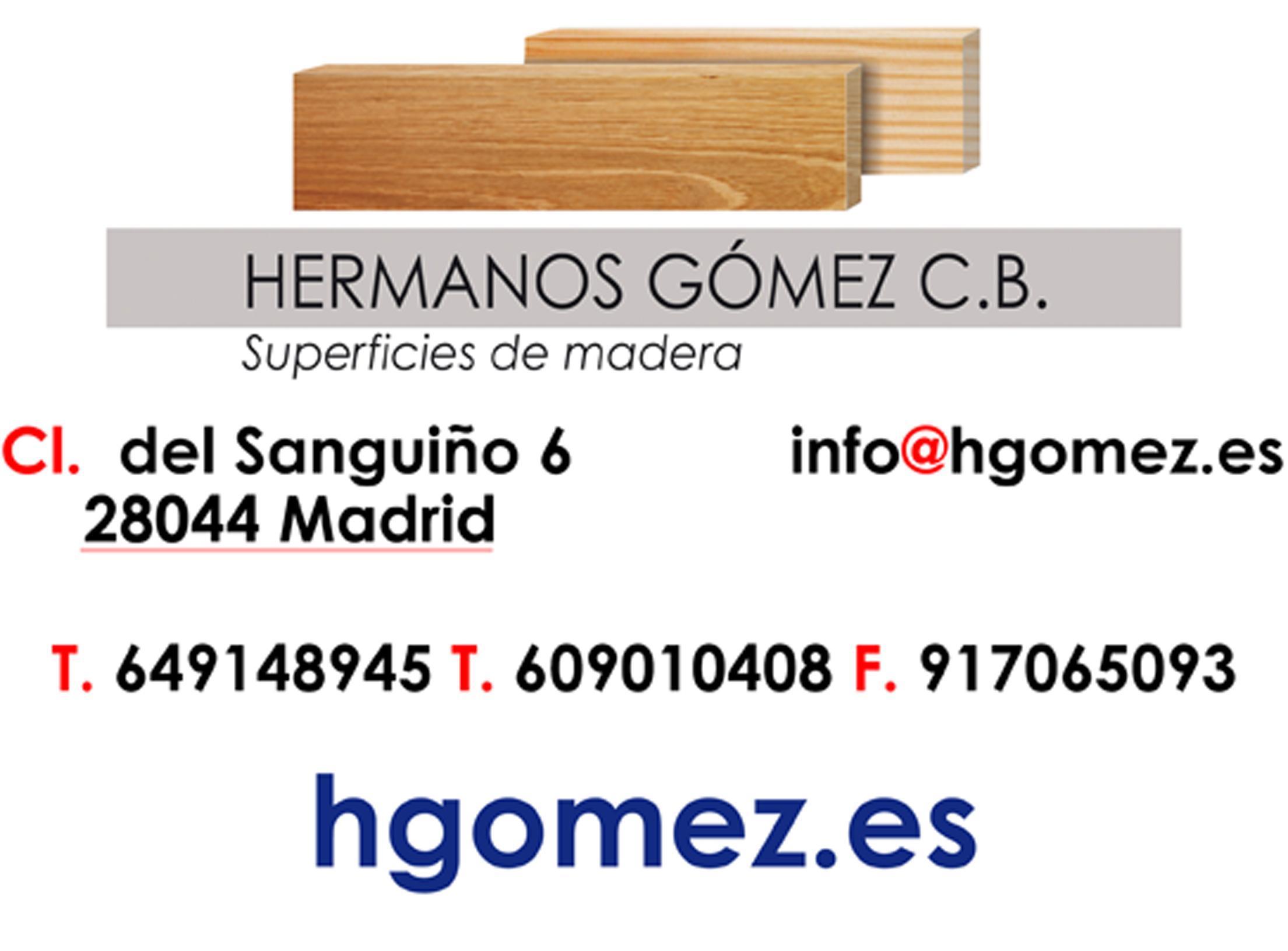 Hermanos Gómez C.B.