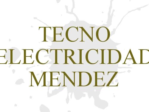 Tecno Electricidad Mendez