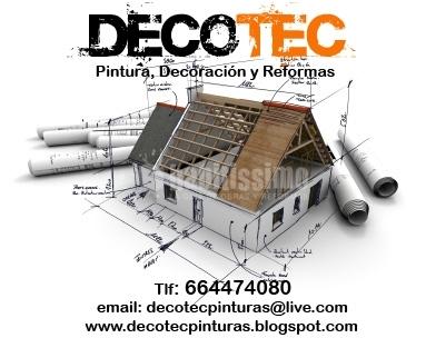 Grupo Decotec Pintura, Decoración y Reformas - Garrucha