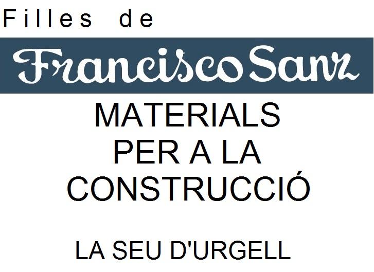Materials Per a la Construcció Filles de Francisco Sanz