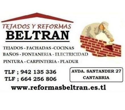 Tejados y Reformas Beltrán