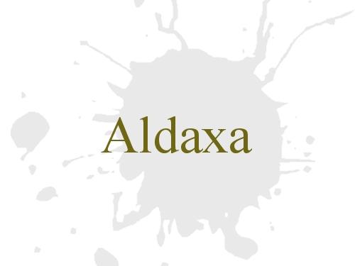 Aldaxa