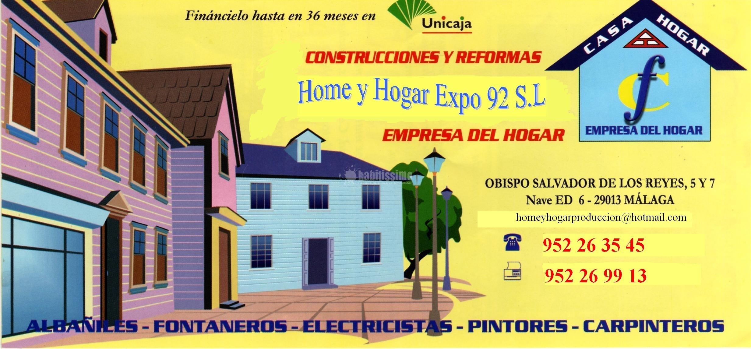 Home y Hogar Expo 92 S.L.