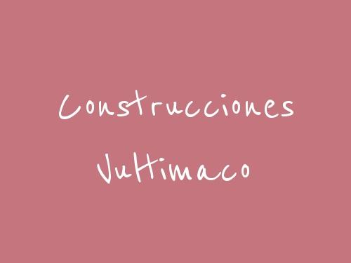 Construcciones Vultimaco