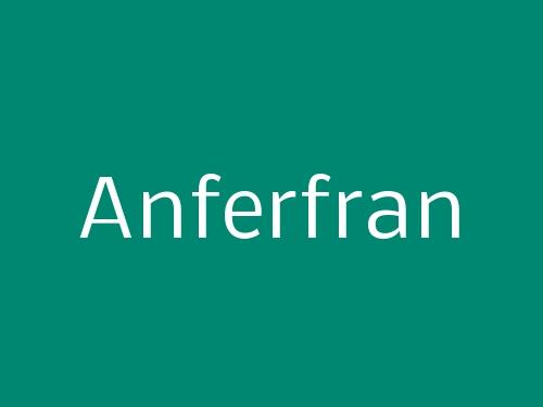 Anferfran