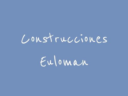 Construcciones Euloman