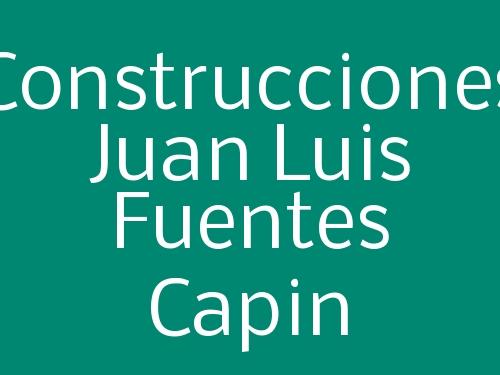 Construcciones Juan Luis Fuentes Capin