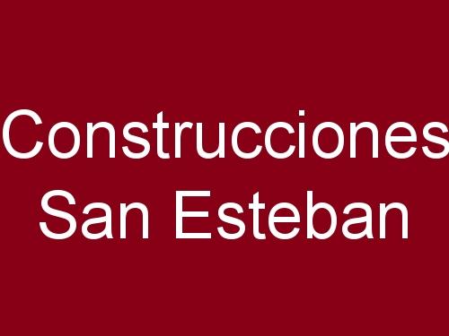 Construcciones San Esteban
