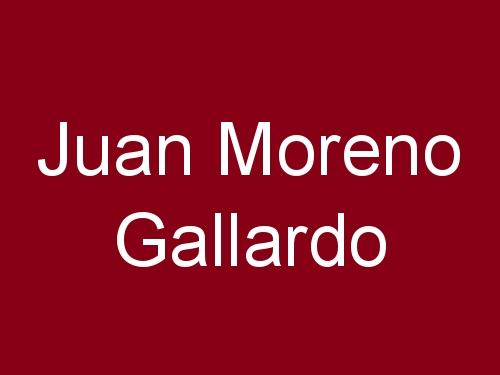 Juan Moreno Gallardo