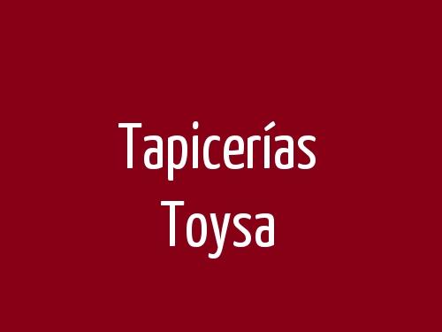 Tapicerías Toysa
