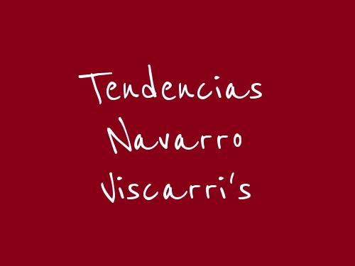 Tendencias Navarro Viscarri's
