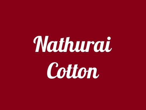 Nathurai Cotton