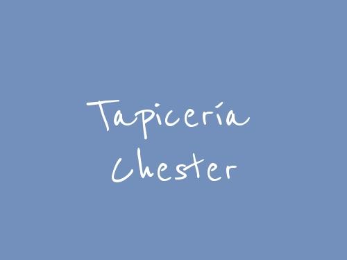 Tapicería Chester