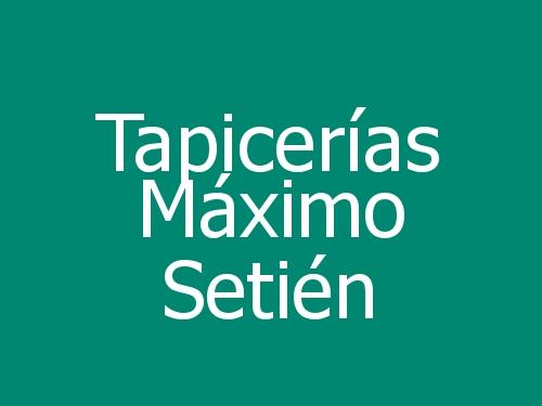 Tapicerías Máximo Setién