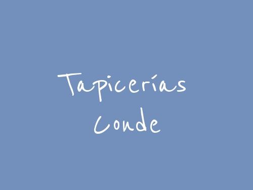 Tapicerías Conde