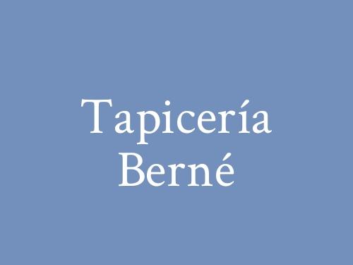 Tapicería Berné
