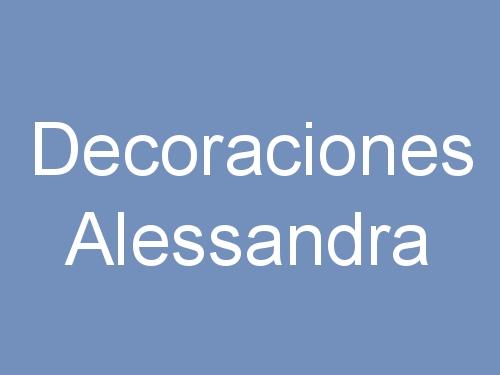 Decoraciones Alessandra