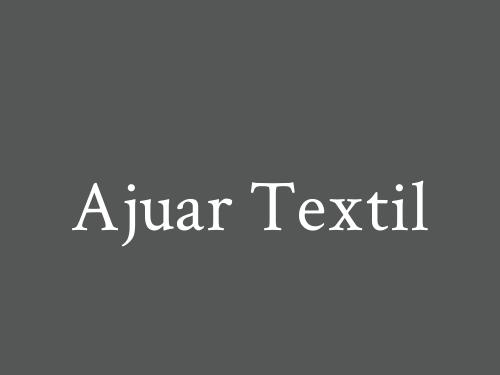 Ajuar Textil