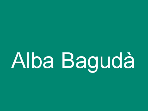 Alba Bagudà