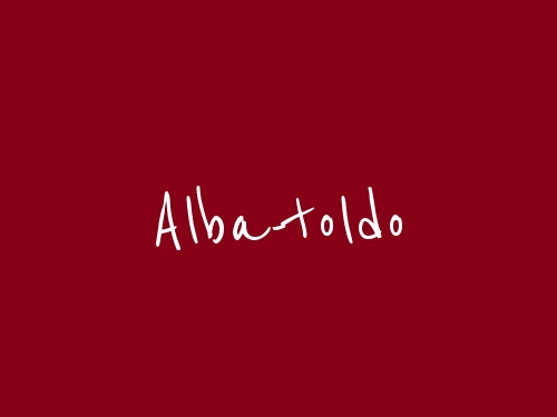 Alba-toldo
