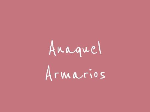 Anaquel Armarios - Ginzo De Limia