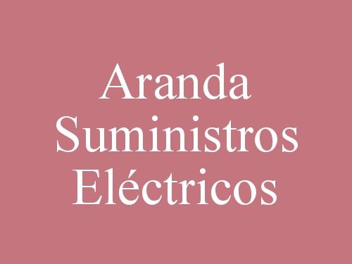 Aranda Suministros Eléctricos