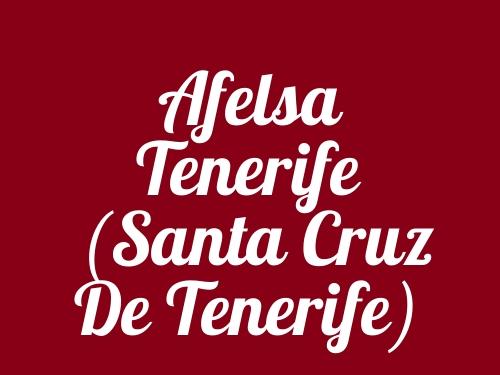 Afelsa Tenerife (Santa Cruz de Tenerife)