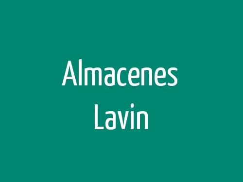 Almacenes Lavin