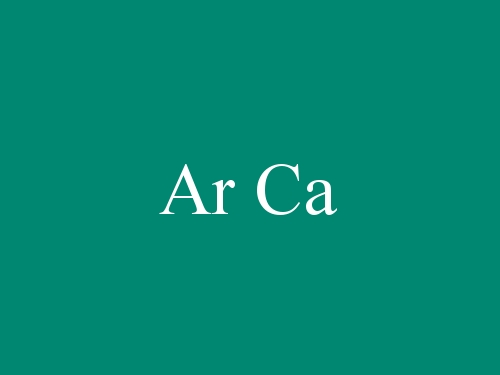 Ar Ca