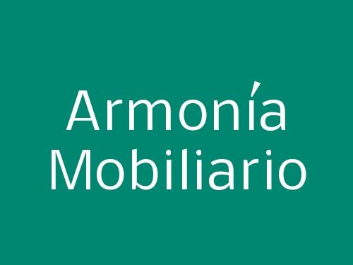 Armonía Mobiliario