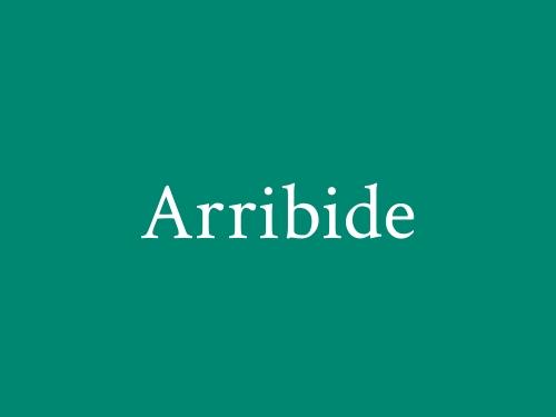 Arribide