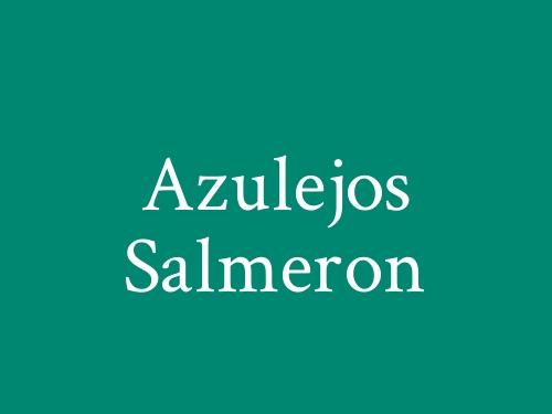 Azulejos Salmeron