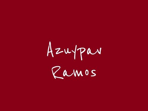 Azuypav Ramos