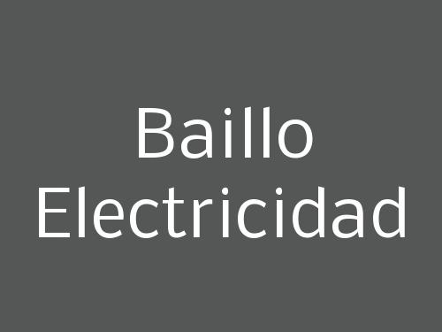 Baillo Electricidad