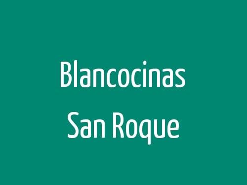 Blancocinas San Roque