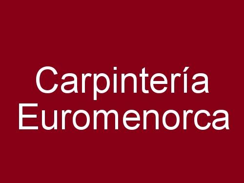 Carpintería Euromenorca