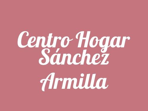 Centro Hogar Sánchez Armilla