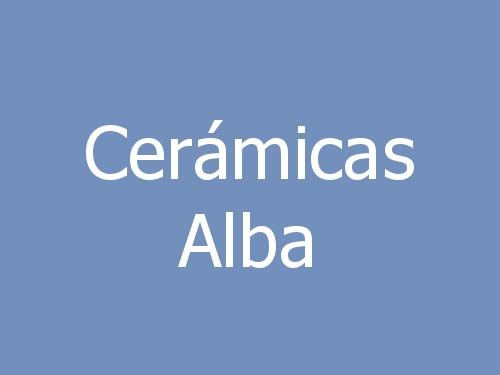 Cerámicas Alba