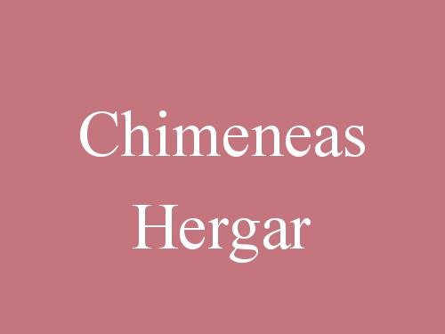 Chimeneas Hergar