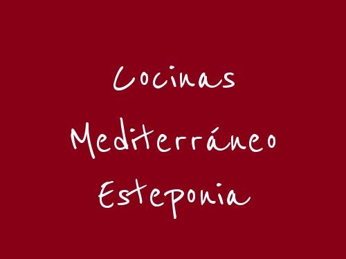 Cocinas Mediterráneo Esteponia