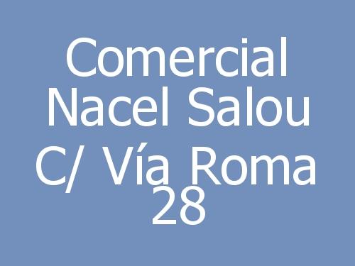 Comercial Nacel Salou c/ Vía Roma 28
