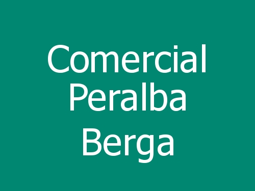 Comercial Peralba Berga