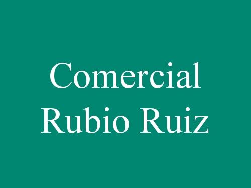 Comercial Rubio Ruiz