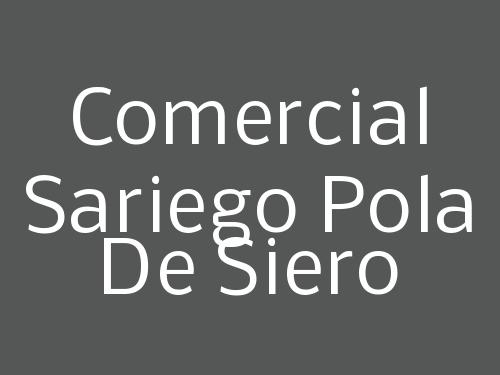 Comercial Sariego Pola de Siero