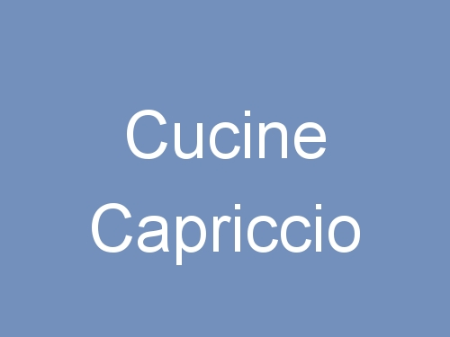 Cucine Capriccio
