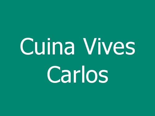 Cuina Vives Carlos