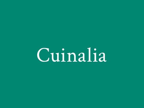 Cuinalia