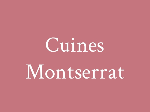 Cuines Montserrat