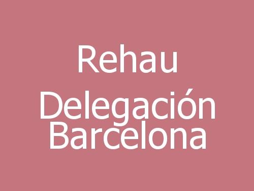 Rehau Delegación Barcelona